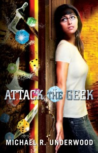 Attack the Geek Website size