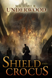 cover to Shield and Crocus
