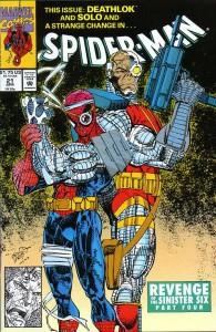 Cyborg Spidey