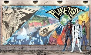 Planetary Vol 1 wrap
