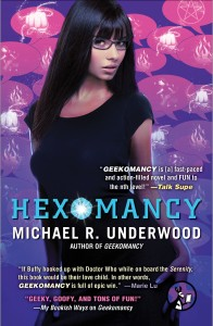 Hexomancy cover