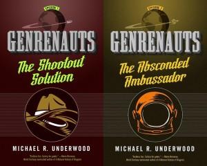 Genrenauts Combined