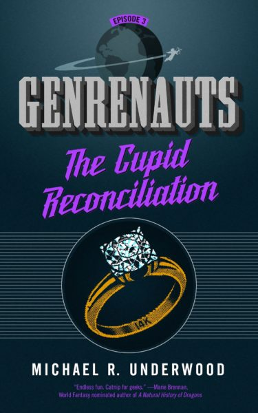The Cupid Reconciliation (Genrenauts Episode 3)