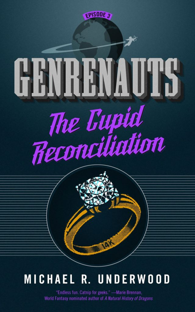 Genrenauts 3 - The Cupid Reconciliation