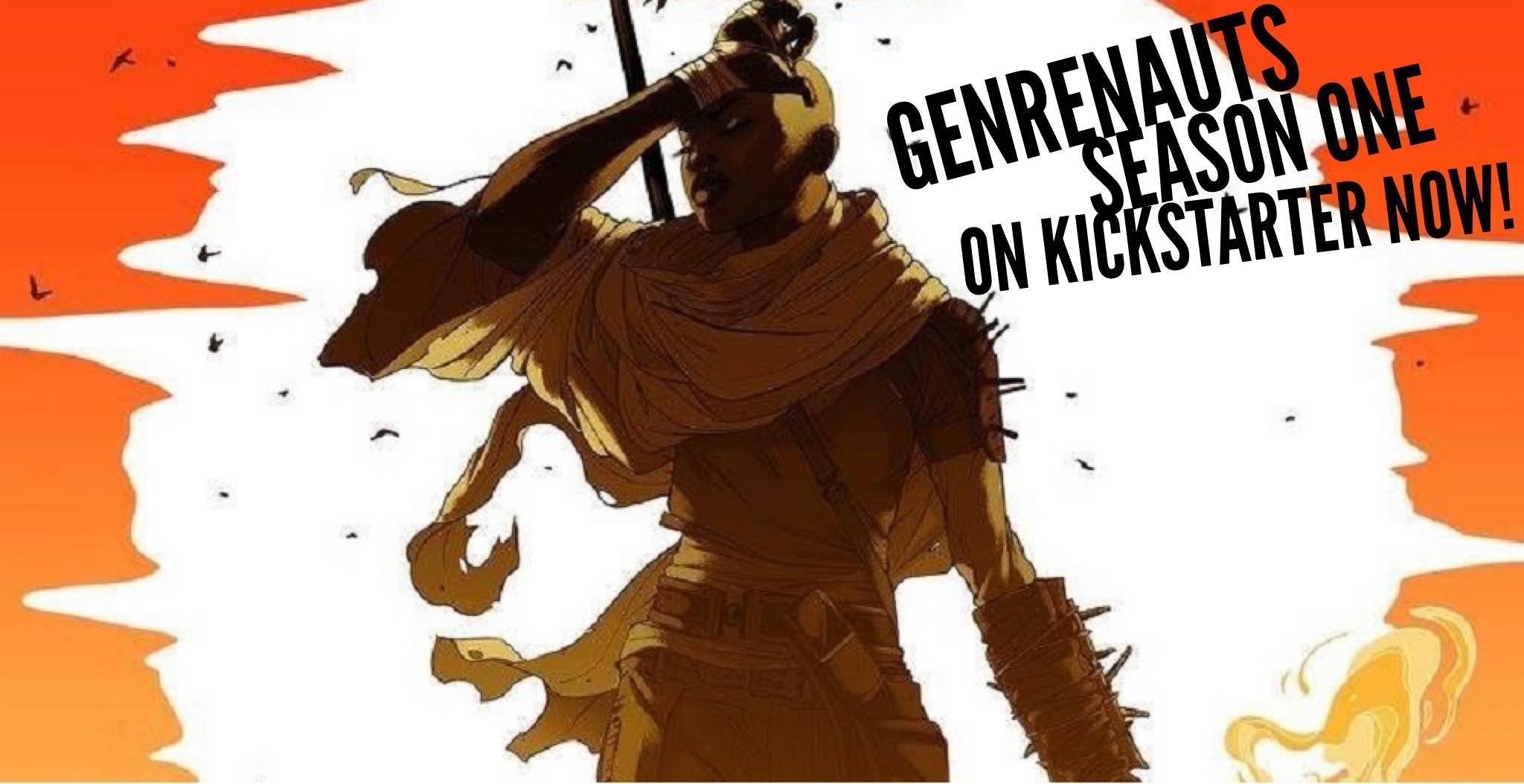 Genrenauts Twitter Card #3