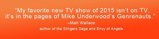 Matt Wallace blurb