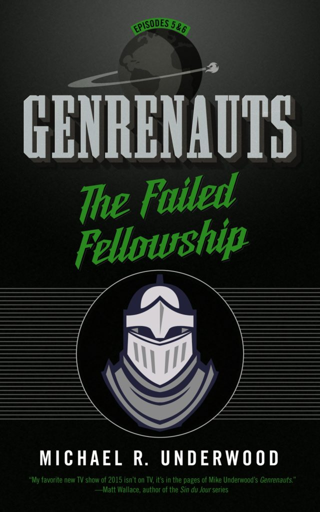The Failed Fellowship cover